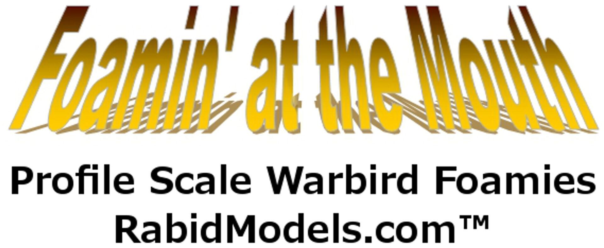 Rabid Models -- UNDER CONSTRUCTION