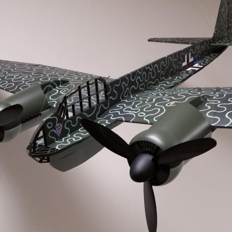 48″ JU-88 Profile Model Kit
