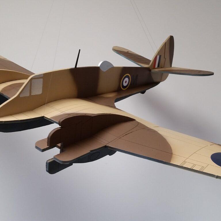 41″ Beaufighter Profile Model Kit