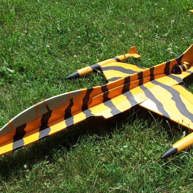 """F-104 """"Tent Peg"""" Profile Model Kit"""