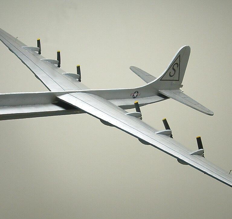 "49″ B36 ""Peacemaker"" Profile Model Kit"