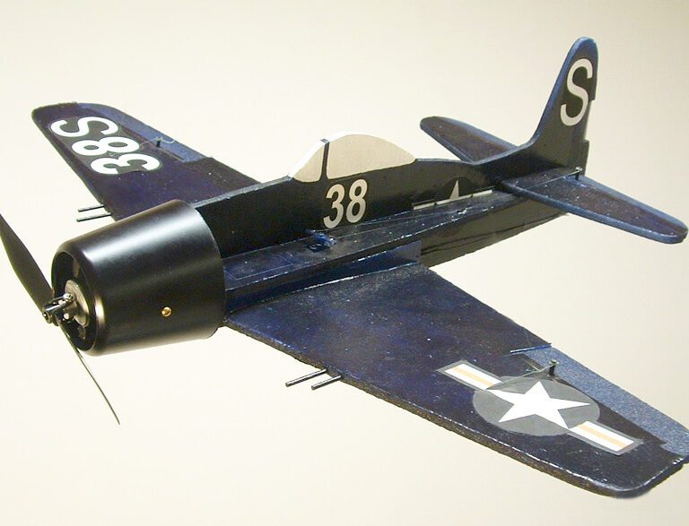 20″ Bearcat Profile Model Kit