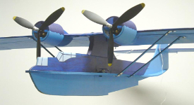 "68″ PBY ""Catalina"" profile model kit"