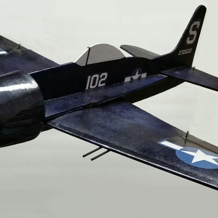 29″ Bearcat Profile Model Kit