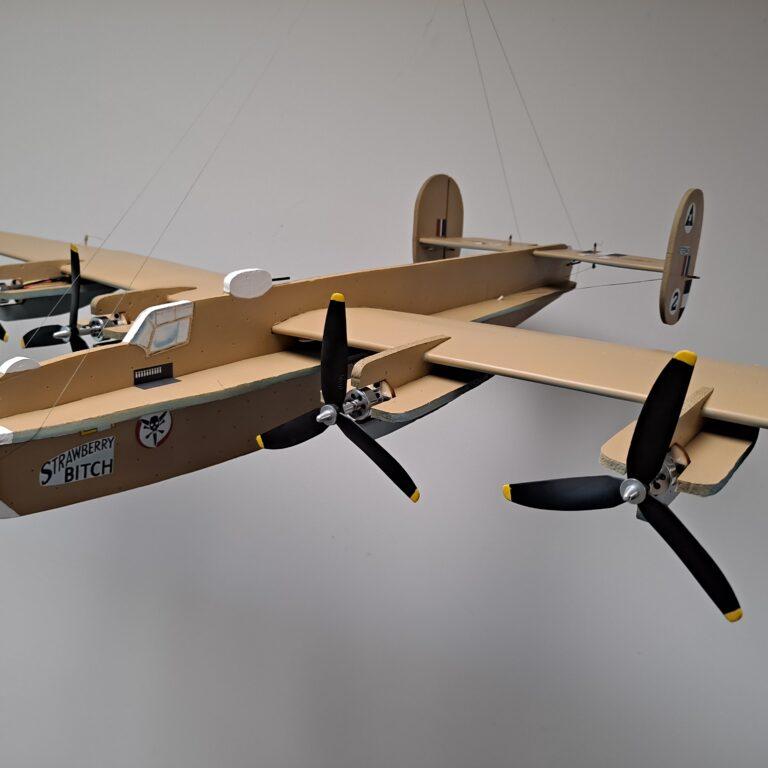"47″ B-24 ""Liberator"" Kit"